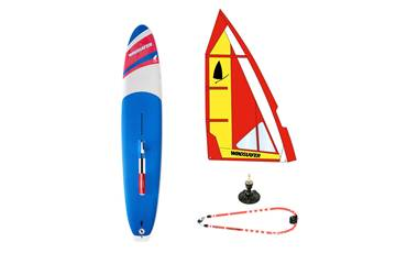 Pack Windsurfer XO Fire