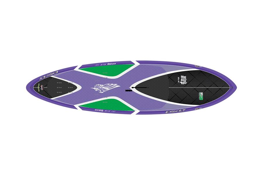 Windsup Wave 9'2 x 30'' Carbon Purple