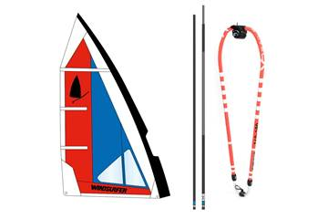 Windsurfer rig 5,7 XO Revolution