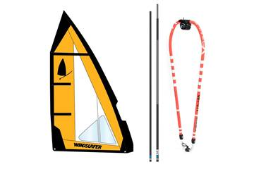 Windsurfer rig 5,7 XO King