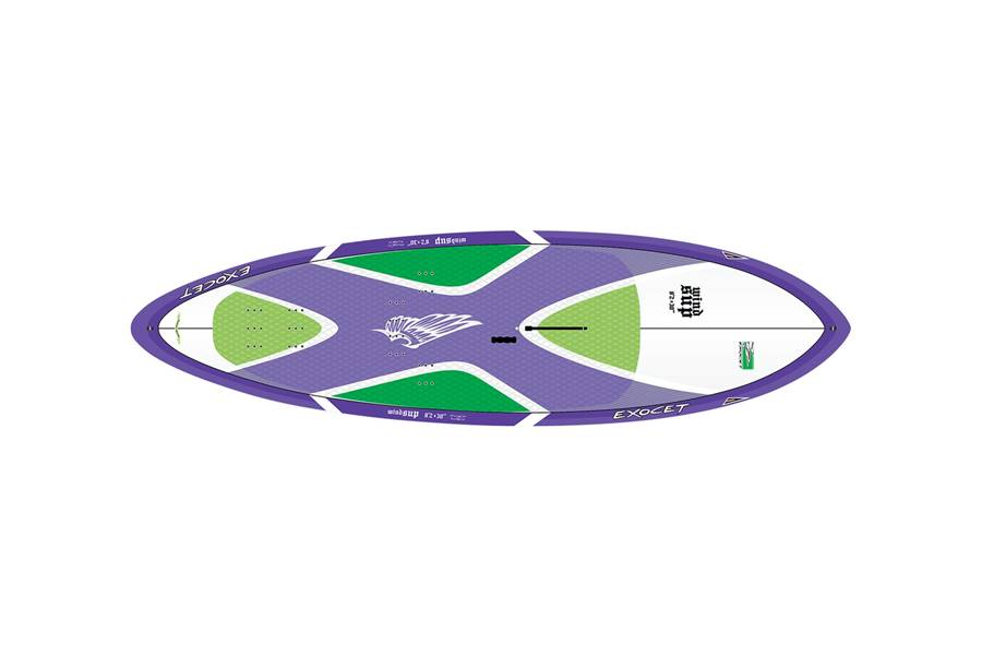 Windsup Wave 9'2 x 30'' AST Purple