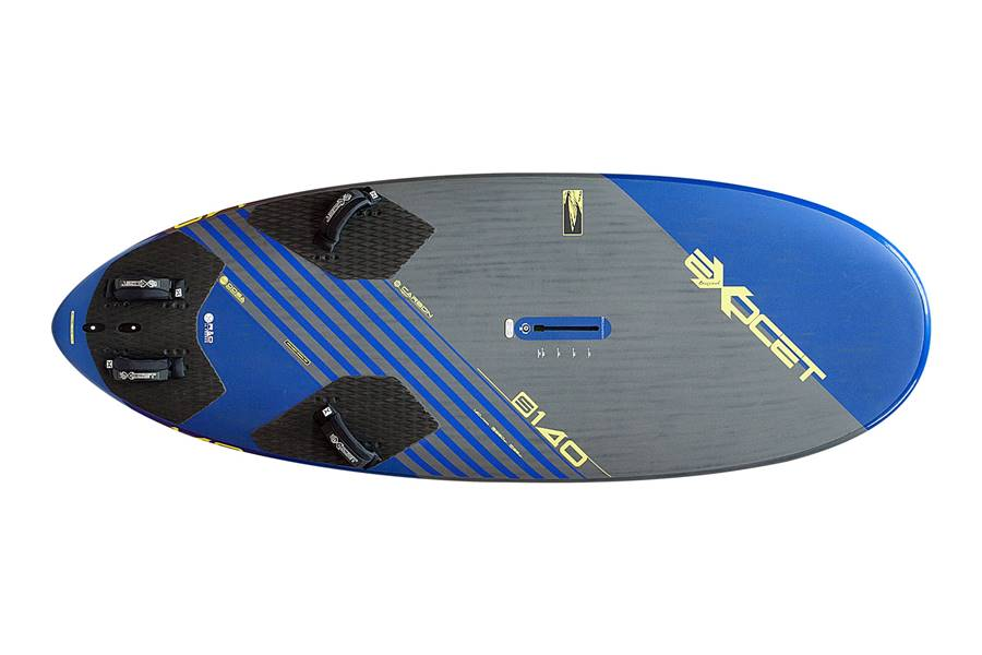 New S-line Freerace boards