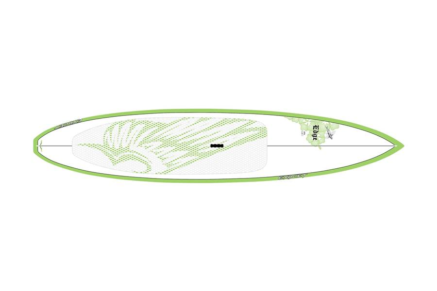 EDGE 12'6 RACE AST Green