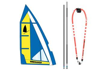 Windsurfer Rig 5,7 XO Star