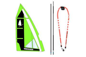Windsurfer rig 5,7 XO international